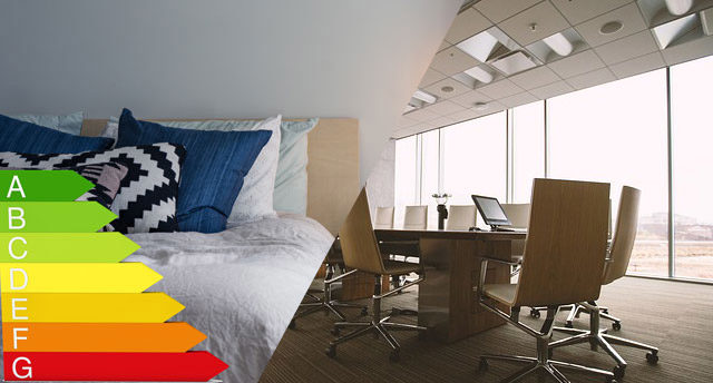 imagen de casa y oficina